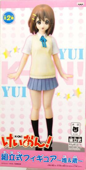 K-On! Assembly Style Figure - Yui Hirasawa