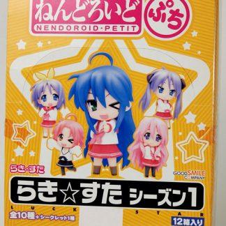Lucky Star Season 1 Nendoroid Petite