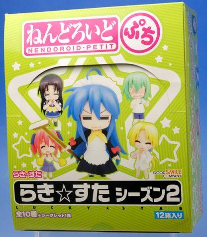 Lucky Star Season 2 Nendoroid Petite
