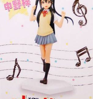 K-On!! Extra Figure Vol.3 Azusa Nakano