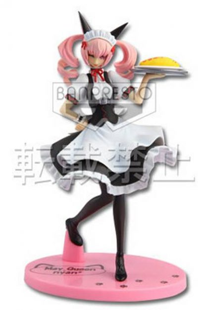 Ichiban Kuji Steins;Gate Movie- Faris Nyan-Nyan May.Queen nyan2 Figure