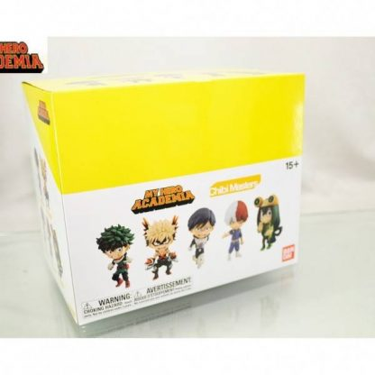 My Hero Academia - Chibi Masters My Hero Academia WINDOW BOX