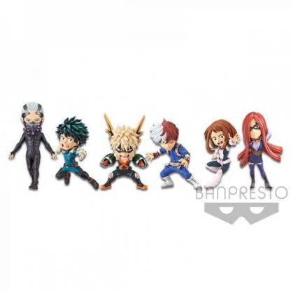 My Hero Academia - Heroes: Rising - World Collectable Figure