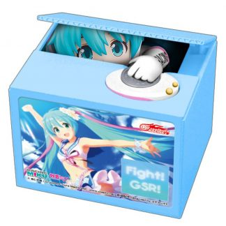 Racing Miku 2019 Ver. Chatting Bank 002 - Hatsune Miku GT Project