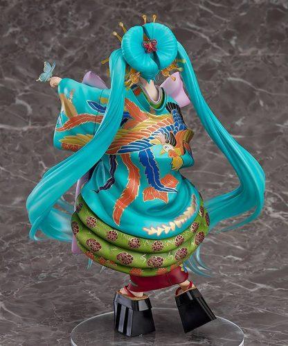 Hatsune Miku Chokabuki Kuruwa Kotoba Awase Kagami Ver.