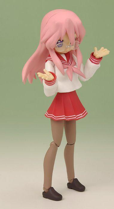 figma - TV Anime Lucky Star: Miyuki Takara Winter School Uniform ver