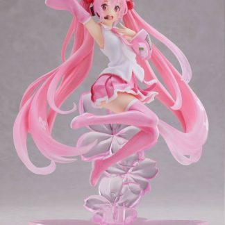 Sakura Miku Kuji A Prize - New Illustration Figure - Cherry Blossom ver.