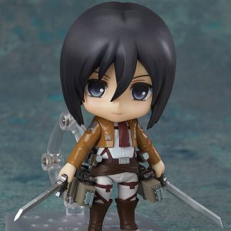 Attack On Titan Mikasa Ackerman Nendoroid
