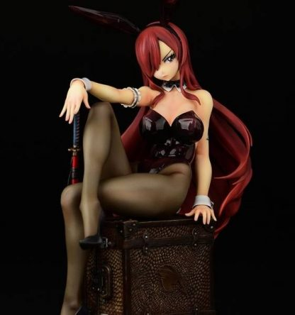 Fairy Tail: Erza Scarlet - Bunny Girl Style - 1/6