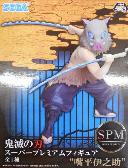 SEGA Inosuke Hashibira Figure Demon Slayer