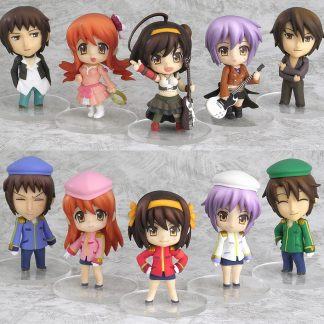 Haruhi Suzumiya 02 Blind Box Nendoroid Petite