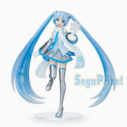 SEGA Hatsune Miku SPM Figure Snow Miku Sky Town Ver.