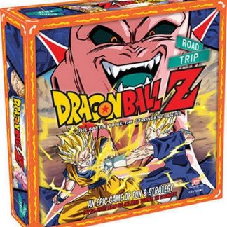 Road Trip Dragonball Z Board Game