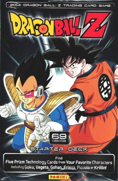 Dragon Ball Z (2014) Starter Deck