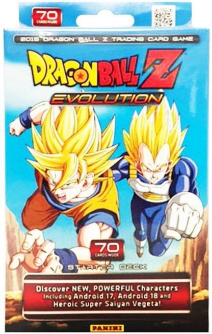 Dragon Ball Z Evolution Starter Deck