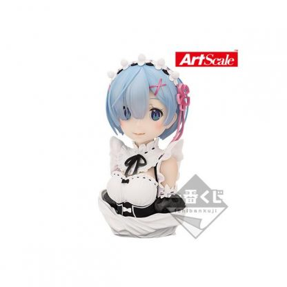 Rem Bust Figure - A - Re:Zero - Story is to Be Cont.