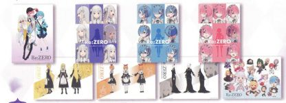 A4 Plastic Card - Re:Zero - Story is to Be Cont.