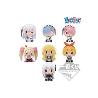 Collectable Figure - Re:Zero - Story is to Be Cont.