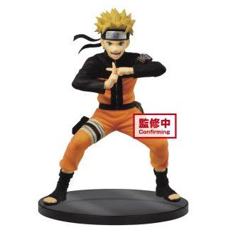 Naruto Uzumaki Ver II - Naruto Shippuden Vibration Stars Figure