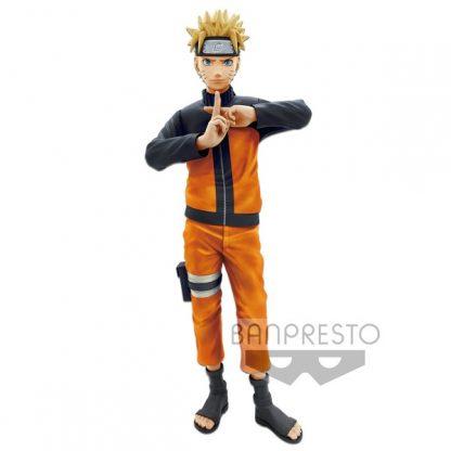 Grandista Nero Uzumaki Naruto Figure