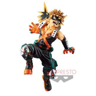 My Hero Academia - King of Artist: Katsuki Bakugo Figure