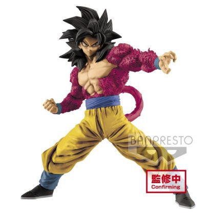 Dragon Ball GT - Full Scratch - Super Saiyan 4 Goku Figure