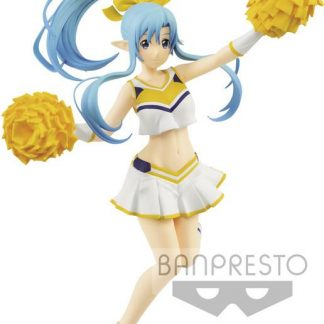 Asuna Cheerleader - Sword Art Online Memory Defrag - EXQ Figure