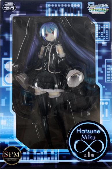 Hatsune Miku Project DIVA Figure Infinite