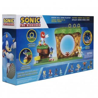 Sonic Green Hill Zone Playset