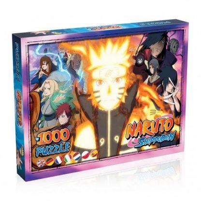 Naruto Puzzle 1,000 pieces