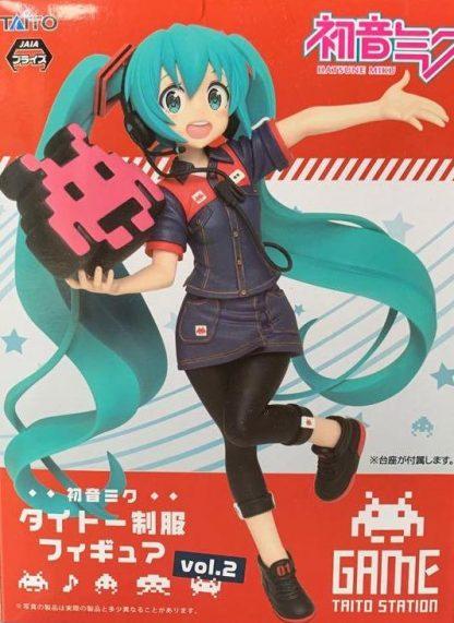 Hatsune Miku Taito Uniform Figure vol.2