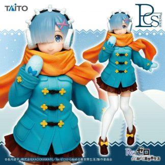 Rem -Winter Coat ver. - Re:ZERO Precious Figure