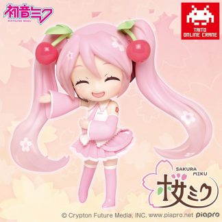Doll Crystal Figure - Sakura Miku (Taito Online Crane Game Ver.)