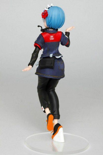 Rem -Taito Uniform ver. - Re:ZERO - CoreFull Figure