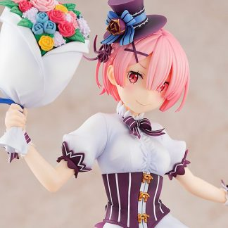 Re:Zero: Ram: Birthday Ver. - 1/7 Figure (Kadokawa)