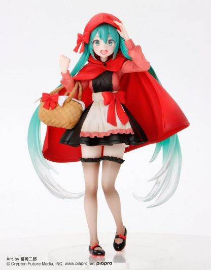 TAITO - Hatsune Miku Wonderland Figure Series - Red Riding Hood [PRE-ORDER]