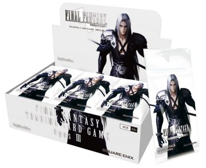 Final Fantasy Trading Card Game Opus III