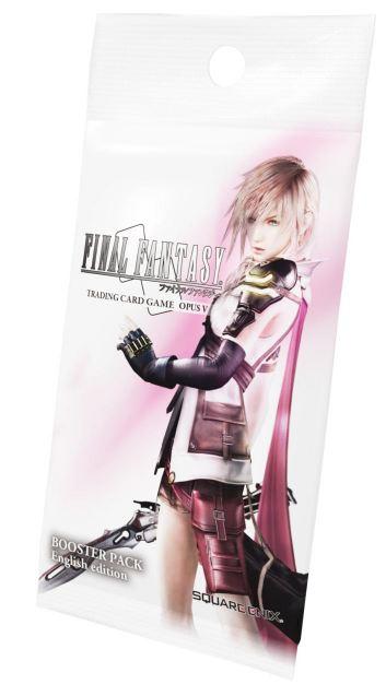 Final Fantasy Trading Card Game Opus V