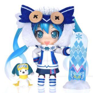 Nendoroid - Snow Miku Snow Owl Ver. [Wonder Festival 2016 Winter, 67th]