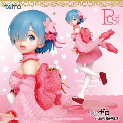 Re:ZERO - Precious Figure Rem SAKURA ver